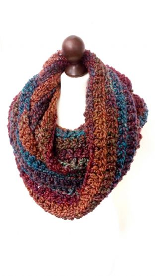 Autumn Blanket Scarf